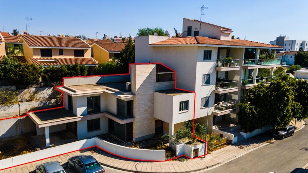 Incomplete 4 Bedroom House in Latsia, Nicosia