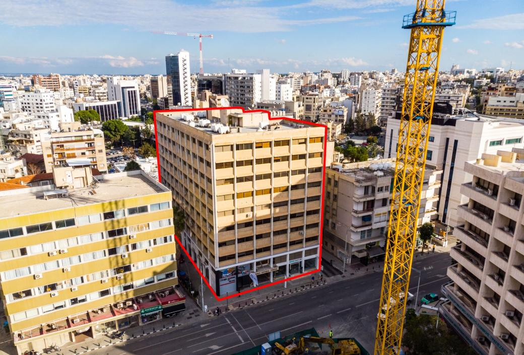 Office in Trypiotis, Nicosia