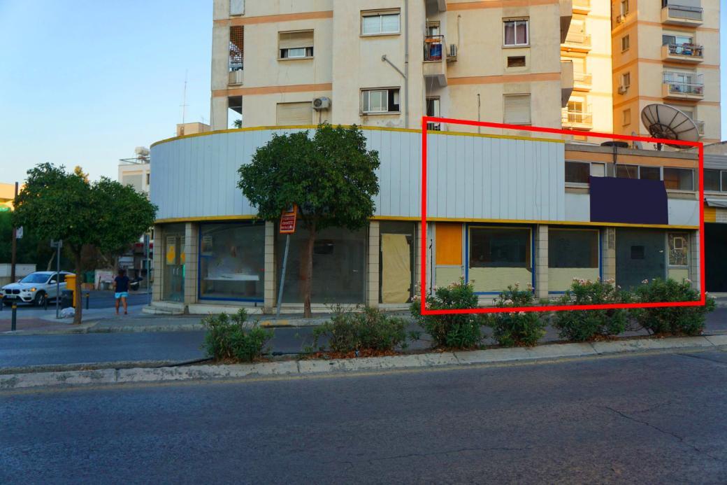 Shop in Agioi Omologites, Nicosia