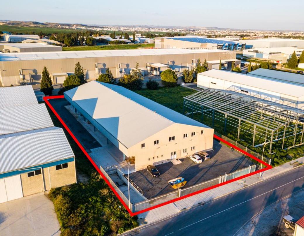 Industrial Unit in Aradippou, Larnaca