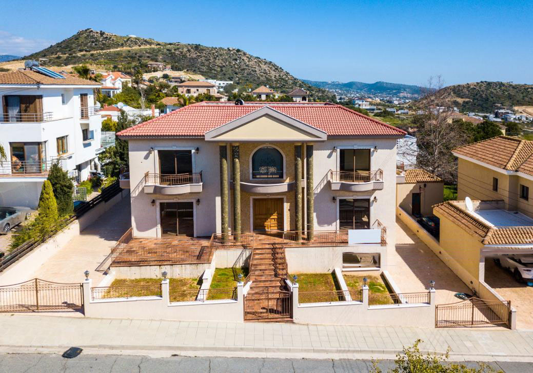 5 Bedroom House in Agios Athanasios, Limassol