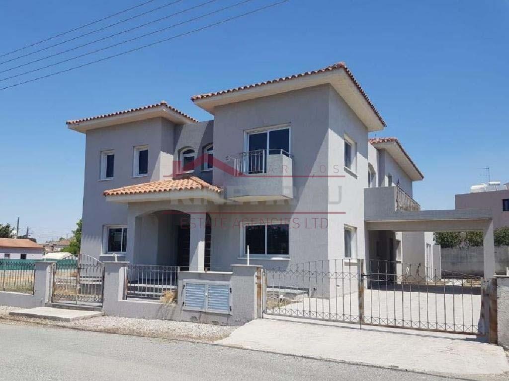 4 Bedroom House in Agia Varvara, Nicosia