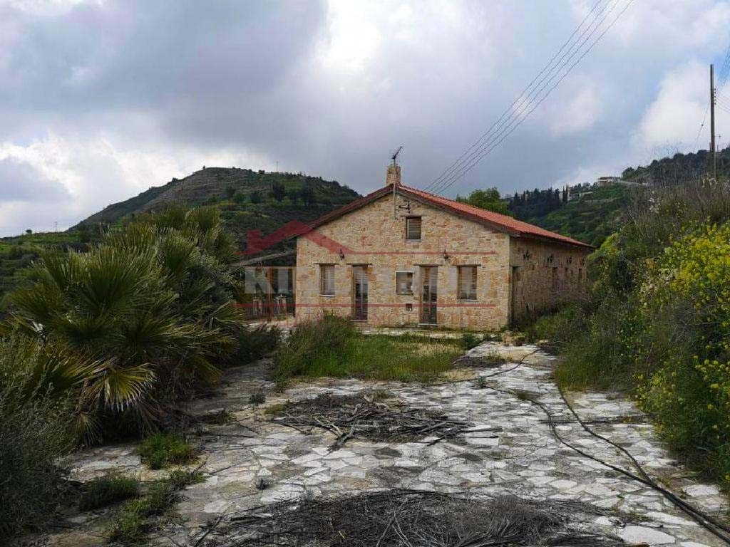 House in Pachna, Limassol