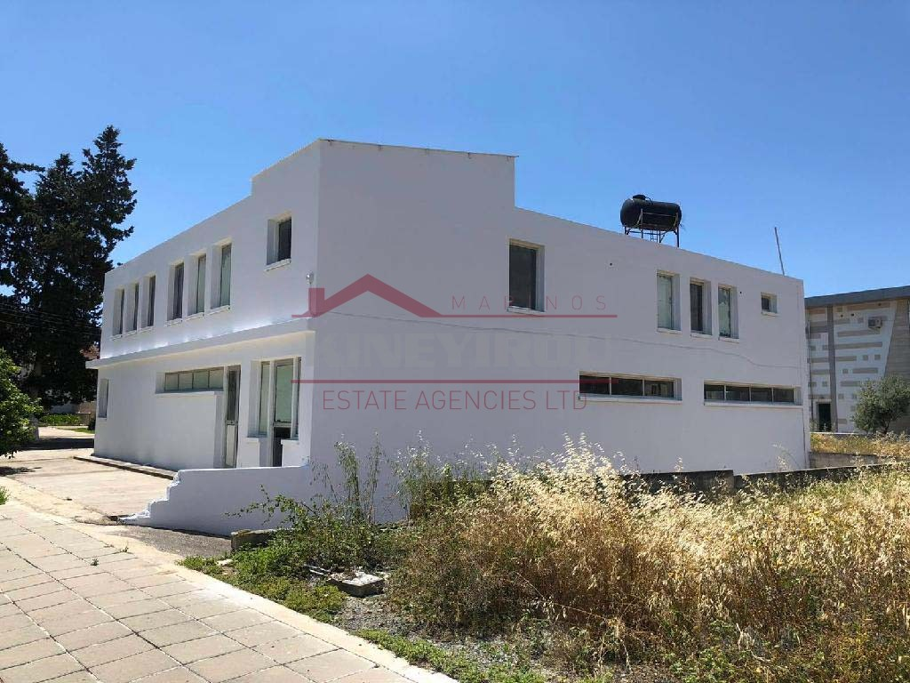 Commercial Building in Pervolia, Larnaca