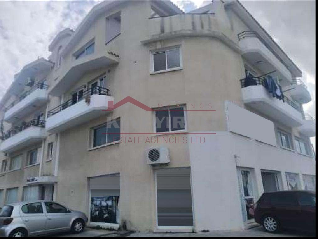 Mixed use Building-in Sotiros, Larnaca