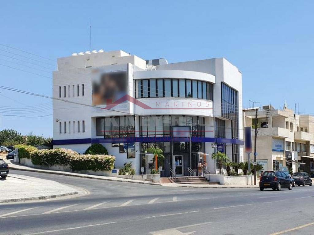 Commercial Building in Agia Fylaksi, Limassol