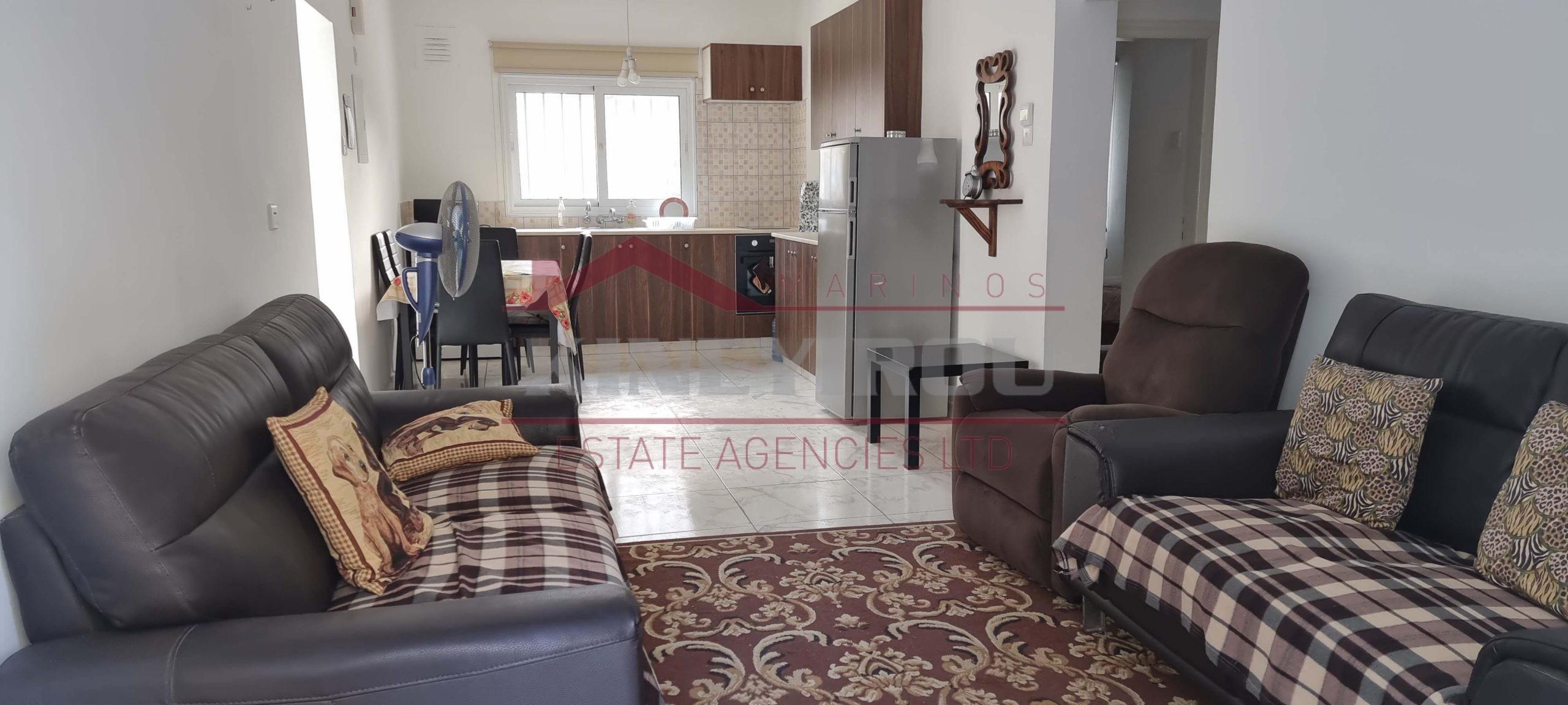 2 bedroom apartment in American Academy, Larnaca