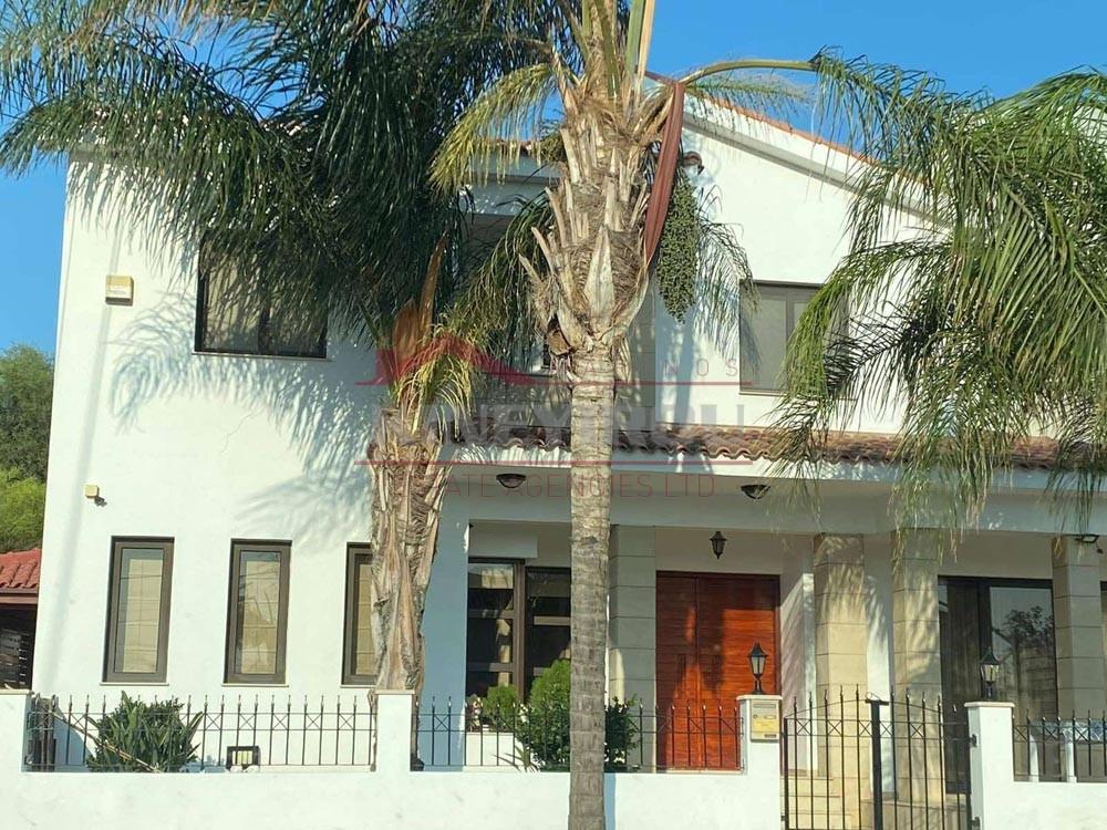 5 bedroom house in Vergina, Larnaca
